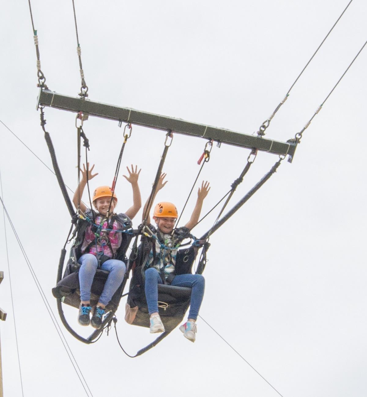 Outdoor Activities in Bristol   Leap of Faith